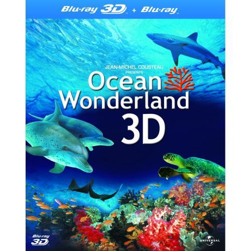 Ocean Wonderland 2D & 3D (Blu-ray) - £10.99 Delivered @ HMV