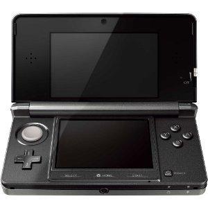 Nintendo 3DS Console (Black) - £164.99 @ Amazon