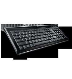 Logitech Ultra Flat Keyboard - was £9.95 now £5 Delivered @ Play