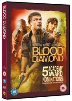 Blood Diamond (DVD) (1 Disc) - £2.52 Delivered @ Choices UK