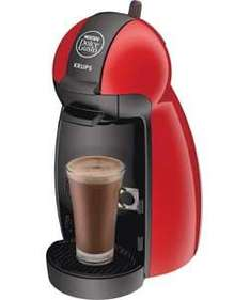 Nescafe Dolce Gusto Pod Coffee Machine by Krups - Red  £66.99 @ Argos