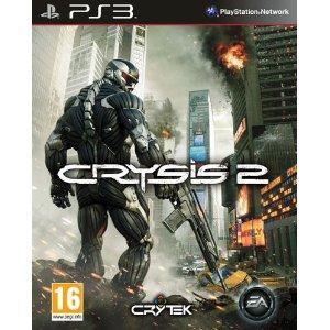 Crysis 2 (PS3) - £22.99 @ Amazon