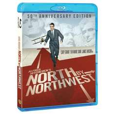 North By Northwest 50th Anniversary Edition (Region Free) (Blu-ray) - £6.99 Delivered @ Amazon