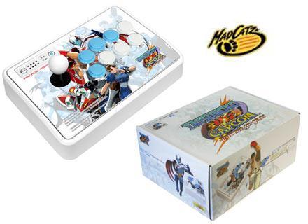 Tatsunoko Vs Capcom Ultimate All-Stars Fightstick (Wii) - £19.99 @ The Game Collection