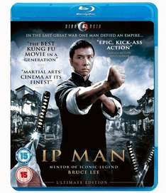 Ip Man (Ultimate Edition) (2008) (Blu-ray) - £6.49 Delivered @ Amazon