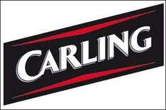 Carling 10*440ml only £7 @sainsburys