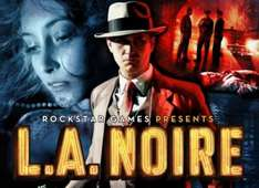 L.A. Noire Pre- order £33.74 with delivery on the day! Plus code included! @ Tesco Entertainment