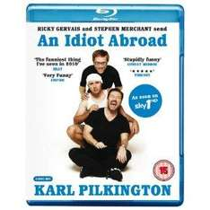Karl Pilkington's An Idiot Abroad (Blu-ray) - £8.49 @ Amazon