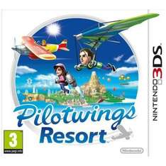 Pilotwings Resort (3DS), Ridge Racer (3DS), PES 2011 (3DS) - £8.36 Each @ Costco (Instore Leeds)