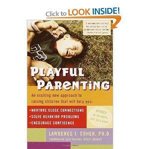 Playful Parenting Book - (rrp £14.95) - £5.98 @ Amazon