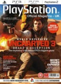 Official Playstation Magazine (OPM) 6 Months Subscription + £20 PSN Card for £27.99 @ My Favourite Magazines
