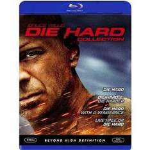 Die Hard Collection (Region A) (Blu-ray) - £17.22 @ Amazon US