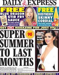 Saturday newspaper offers - see post - Star/ Daily Mail/ Express/ Sun/ Mirror