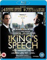 The Kings Speech (Blu-ray) + Free Ice Cream - £12.99 @ Blockbuster