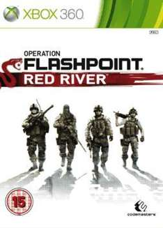 Operation Flashpoint Red River (Xbox 360) & (PS3) - £24.99 @ Gamestation + 4% Quidco