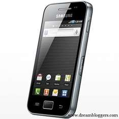 Samsung Galaxy Ace, 12 month Vodafone contract £20.42 per month by redemption @ Dial-A-Phone