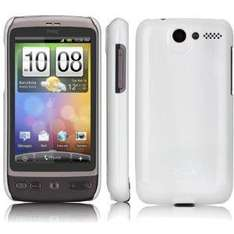 Barely There Case for HTC Desire (White) - £5 @ Amazon