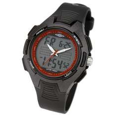 Umbro Analogue Digital U571R Watch with Black Strap £8.00 delivered at Amazon