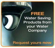 Free Water Saving Products from your Water Company