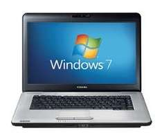 """Toshiba L450-17Q 15.6"""" Core2Duo New!! Laptop - £260.81 @ Currys/PC World eBay Outlet"""