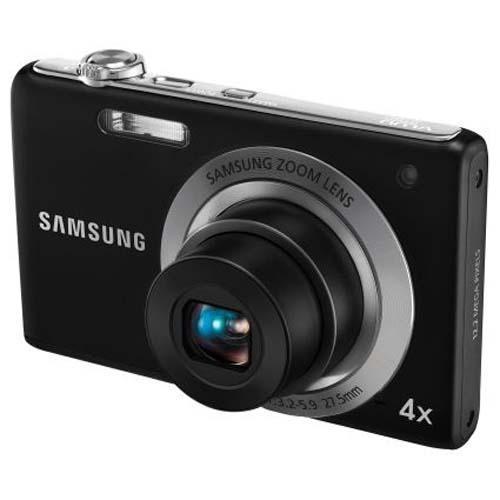 Samsung ST60 Digital Camera - Black (12.2MP, 4x Optical Zoom) 2.7 inch TFT Screen Including 300 Free Prints - £59.95 @ Jessops