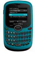 Alcatel OT-255 (Full QWERTY Keyboard / WAP /Radio)  only 1p + £10 top up (possible £7.50 quidco) @ e2save (TalkMobile)