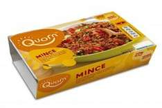 Quorn Fresh Mince/Chicken pieces/cottage pie/lasagne etc - all on 3 for £5.50 INSTORE @ Sainsburys