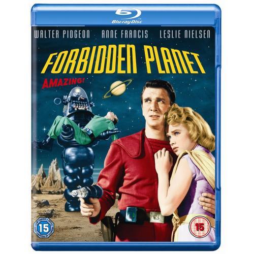 Forbidden Planet (Blu-ray) - £5.99 @ Amazon & HMV