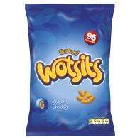 Wotsits, 10 for £1.00 at Asda