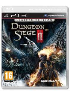 Dungeon Siege 3 Limited Edition (PS3) - £29.99 @ Game