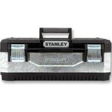 "Stanley Metal Plastic Tool Box 26"" £10 B&Q (Instore Only)"