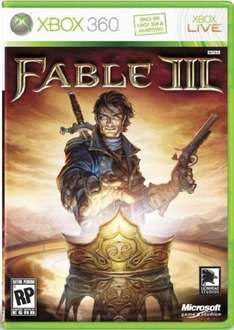 Fable 3 (Xbox 360) (Pre-owned) - £15 @ Blockbuster