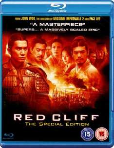 Red Cliff (Special Edition) (2008) (Blu-ray) - £5.99 Delivered @ Amazon & HMV