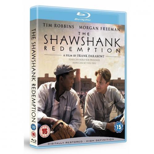 The Shawshank Redemption (Blu-ray) - £7.99 Delivered @ Amazon & HMV
