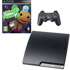 PS3 Console: 320GB with Little Big Planet 2 - £216 (with instore voucher) @ Toys R Us