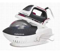 morphy richards intellidome steam generator iron £99.99 online from Currys