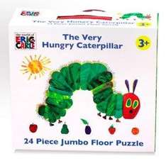 The Very Hungry Caterpillar - Giant Floor Puzzle - £3.99 @ Amazon
