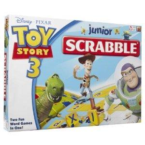 Toy Story 3 Scrabble Junior - £7.56 @ Amazon