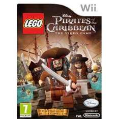 Lego: Pirates of the Caribbean (Nintendo Wii) - £19.94 Delivered *using code* @ My Memory