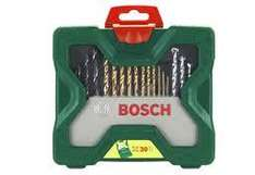 Bosch 30 Piece X-Line Accessory Set for £9.99 delivered @ Amazon