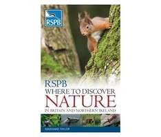 RSPB membership, free reserve entry, free Where To Discover Nature Book, free magazines: £36 (+30% Quidco)