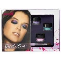 Barry M Cosmetics Persian Purple Sugar Pink and Sea Blue Get the Look Gift Set - £2.99 @ Amazon