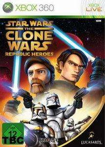 Star Wars: The Clone Wars Republic Heroes (Xbox 360) - £10 @ HMV