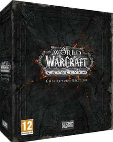 World of Warcraft: Cataclysm - Collector's Edition (PC) - £24.85 Delivered @ Zavvi