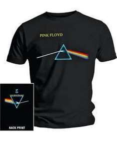 """Pink Floyd """"Dark side of the moon"""" T-shirt - £5.99 + £1.99 Postage @ eBay Argos Outlet"""