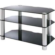 Alphason AD3/67-LCD-PB TV Stand  (rrp £199) - Only £58.80 Delivered @ WhatAFind