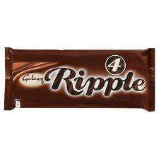 Galaxy Ripple 4 Pack £1 in Tesco