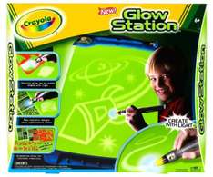 Crayola Glow Station RRP £24.99 - Only £8.99 @ Home Bargains