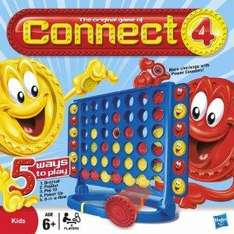 Connect 4 Game only £4.63 sold by booksetsextra @ amazon ( only 1 left though)