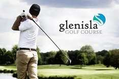 HURRY !! Full Day of Golfing Including Lunch for £19 at Glenisla Golf Course (£57.50 Value) @ Groupon